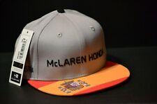 McLaren Honda formula 1 2017 Alonso & Vandoorne Speсial Edition Spain Cap S/M