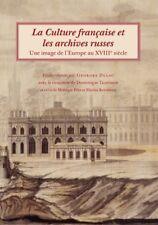 Culture française et les archives russes