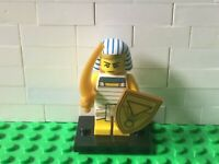 LEGO Collectable Minifigures Series 13 Egyptian Warrior col13-8 71008 Complete
