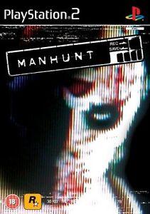 Manhunt (PS2) - Game  5JVG