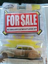 Jada Toys. For Sale Series. 40 Cadillac Fleetwood Series 75