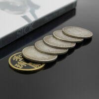 SICK By Ponta (Gimmick And DVD) The Smith magic trick 6 Coins Ancient Coins Set
