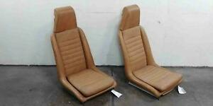 Porsche 914 Front Seat Set, Left And Right