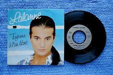 FRANCIS LALANNE / SP EMI 2018647 / Recto-verso 2 / 1987 ( F )