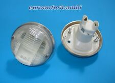 FIAT 124 AC 1400 SPORTS COUPE FRONT BLINKER TURN BLINKER LAMPS LIGHTS COMPLETE