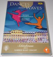 Schönbrunn 2012 Summer Night Concert: Dances and Waves (DVD, 2012)