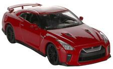 1:24 Scale R35 GT-R 2017 Diecast Car Model Die Cast Cars Models Miniature
