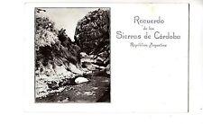 B81388 sierras de cordoba  argentina front/back image