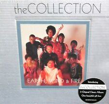 The Collection Earth, Wind & Fire 3 CD BOX,NEW! Gratitude,All N All,Way of World