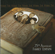 25th Anniversary Family Edition - Rick Webb Family, CD, Song Garden, 2008, RARE