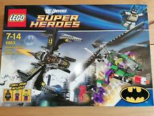 LEGO  6863  Batwing Battle Over Gotham City  NEW AND SEALED NEVER OPENED