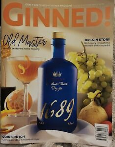 GINNED! MAGAZINE October 2019 Volume 60 Excellent Condition