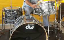 More details for dw drums, maple shells, sequentially numbered badges - shells dated feb 13 1999