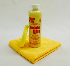 Collinite 845 Insulator Wax + Full Application Kit