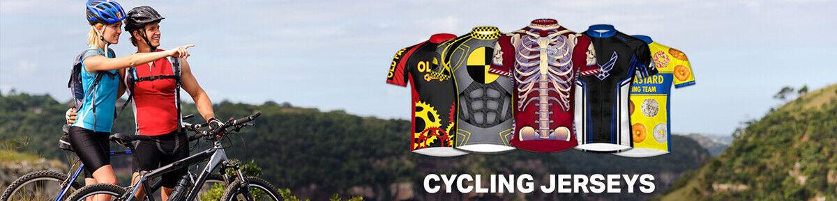 LOVE2PEDAL Cycling Jerseys Shorts