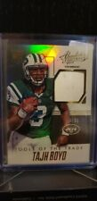 TAJH BOYD 2014  ABSOLUTE Rc TOOLS OF THE TRADE HELMET RELIC #'D 48/99 !