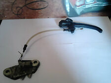 cable poignée ouverture capot coffre FIAT 126 Bis OCCASION mécanisme serrure