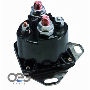 New 12V Starter Solenoid Relay Switch For AMC Ford Jeep New Holland 15436 SW1533
