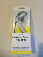 Jabra EarWave Boom Headset Fits most 2.5mm & 3.5mm Jack Phones