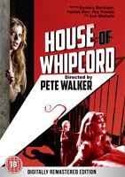 House of Whipcord DVD (2014) Barbara Markham, Walker (DIR) cert 18 ***NEW***