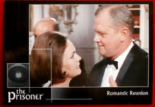 THE PRISONER, VOLUME 2 - Card #17 - Romantic Reunion - Factory Ent. 2010
