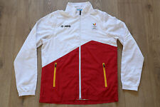 Rio 2016 Summer Olympic Team Belgium Track Training Jacket JAKO Size M