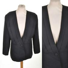 Polyester Original Vintage Suit Jackets & Blazers for Women
