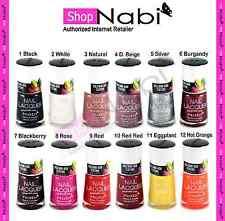 6pcs NABI Texture Nail Polish Volcano Ash / Sugar Coat (Pick any 6)