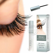 UK Hot FEG Eyelash Enhancer Eye Lash Rapid Fast Growth Serum Liquid Original 3ml