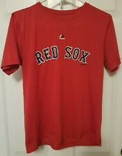 Boston Red Sox MLB Majestic Youth Kids Size XL 16-18 Athletic T-Shirt
