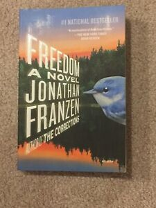 Freedom: A Novel; Paperback Jonathan Franzen 2010