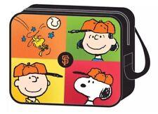 San Francisco Giants Peanuts Messenger Bag SF Charlie Brown Snoopy no Bobblehead