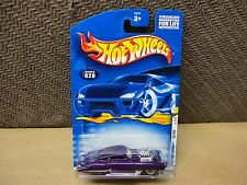 *NEW* Hot Wheels 2001 First Editions Evil Twin