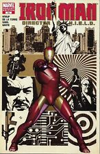 Iron-Man Comic Issue 15 Limited Variant Modern Age First Print 2007 Knauf Sibal