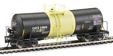 HO - 40' Trinity 14,000-Gallon Molten Sulfur Tank Car - CGTX #13905