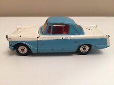 ▓▒░ ★ 1/43 TRIUMPH HERALD COUPE 1960 CORGI TOYS 231 - MADE IN GT. BRITAIN ★░▒▓