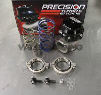 Precision Turbo Wastegate 46mm Black PW46 PT#PBO085-2000