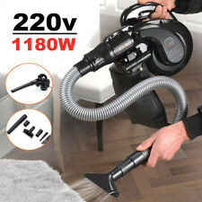Set Electric Vacuum Cleaner Blower Handheld Dust Collector Remover 6 Speed  US
