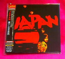 Japan Adolescent Sex MINI LP CD JAPAN BVCM-35413