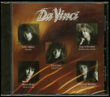 Da Vinci self titled 1987 CD new MTM Music AOR Melodic Hard Arena Rock s/t same