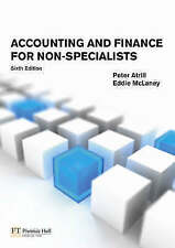 Accounting and Finance for Non-Specialists: Plus MyAccountingLab XL Student Acc