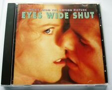 Eyes Wide Shut - Music From The Motion Picture - Warner 9 47450-2 - Like New