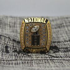 NCAA 2006 Florida Gators National Football Championship Copper Ring 8-14Size