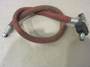 Ferrari 355 5.2 - F1 Clutch Hydraulic Pipe with Block - Part # 175833