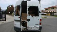 RENAULT MASTER RIGHT HAND SIDE BARN DOOR SHELL, X70, HIGH ROOF 09/04-06/10