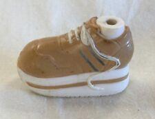 Bratz Doll Clothes / Shoes - Single Replacement Shoe - Tan Brown Tennis Shoe