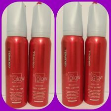 Goldwell color glow Feel Copper Mousse   4 X 100ml