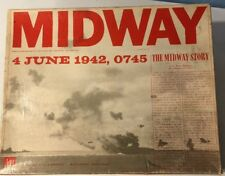 1964 Midway Naval Air Battle Game Avalon Hill Co. $Price Drop