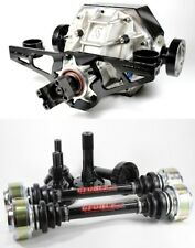 "Toyota Supra/Lexus SC300 92-00 Complete GForce 9"" Rear End IRS Axle Built 1000hp"
