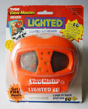 RARE VINTAGE 1992 VIEW MASTER LIGHTED 3-D VIEWER TYCO NEW  !